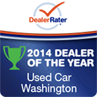 2014 Dealer of the Year
